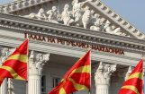 Maķedonijas parlaments otro reizi ratificē vienošanos ar Grieķiju par valsts nosaukuma maiņu