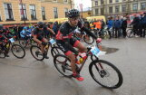 SEB MTB Maratona jauno sezonu ar uzvaru sāk Blūms un Ardava