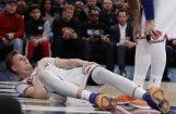 Porziņģis mačā pret 'Pacers' gūst savainojumu; 'Knicks' uzvar