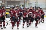 'Rīga' hokejisti sīvā MHL cīņā viesos zaudē 'Ruskije vitjazi' komandai
