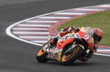 Markess trešajā 'Moto GP' posmā tiek pie pirmās uzvaras šosezon