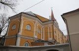 Foto: Atjaunota svētās Marijas Magdalenas baznīca Rīgā