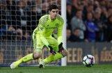 Madrides 'Real' vienojušies ar 'Chelsea' par Tibo Kurtuā iegādi