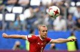 Krievijas izlases futbolisti ar uzvaru pār Jaunzēlandi sāk Konfederāciju kausa izcīņu