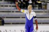 Alkohola reibumā pirms Pasaules kausa Japānā aiztur titulētus krievu ātrslidotājus