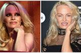 Foto: Pamela Andersone piedzīvojusi kardinālas pārvērtības