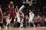 Порзиньгис и Ко побеждают Литву в матче с участием пяти игроков НБА