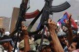 Самолет арабской коалиции рухнул в Йемене