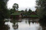 Plūdos cietušie uzņēmēji varēs atlikt nodokļu maksājumus