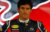 Vēbers pagarina līgumu ar 'Red Bull' komandu