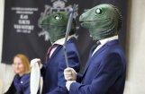 Ķirzakcilvēki un citplanētieši. Prezentē Latvijas ekspozīciju Venēcijas biennālei