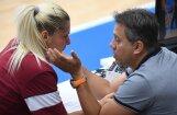 Elīna Babkina apprecējusies ar treneri Dikeulaku
