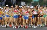 Dopinga sērga: Maklārens IAAF iesniedzis sarakstu ar 200 aizdomīgiem Krievijas vieglatlētiem