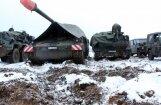 'Iron Sword': MARS raķešu sistēma, PzH 2000 šāvieni un uzbrukums Amberlandei