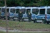 Vācijas policija veikusi operāciju bēgļu mītnē