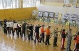 Loka  šāvēji turpina cīnīties par tituliem Baltijas ziemas čempionātā