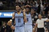 Memfisas 'Grizzlies' aizsargs faniem izdalīs 500 biļetes uz 'play off' spēli ar 'Spurs'