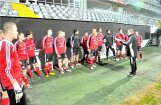 Starkovs cer, ka Latvijas izlases futbolisti uzlabos sportisko formu