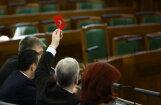 Čekas maisu publiskošanas likumprojekts varētu nesasniegt mērķi, bažījas deputāti