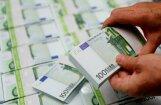 Infografika: Noguldījumu apmērs banku sektorā – ap 19 miljardiem eiro