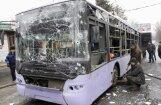 ОБСЕ: обстрел остановки в Донецке вели с северо-запада