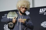 UFC prezidents: boksa cīņa starp Meivezeru un Nurmagomedovu nenotiks