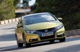 Honda  сконструирует дешевый кроссовер на базе Civic