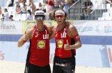 Šmēdiņš/Samoilovs triumfē Pasaules kausa četru zvaigžņu posmā Portugālē