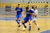 'Nikars ' futzālisti UEFA telpu futbola kausa izcīņas pamatturnīru sāk ar zaudējumu Ungārijas klubam 'Eto'