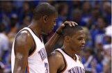 NBA finālsēriju ar uzvaru sāk 'Thunder'