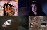 Biedējošā daile: 10 leģendāru šausmu filmu stilīgākās varones