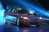 Ford оснастит все модели системой автоматического торможения