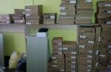 На ул. Тургенева обнаружен склад обуви: изъяты фальшивые угги