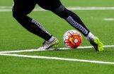 Anglijas devītās līgas kluba vārtsargs atkārto vienu no izcilākajiem futbola rekordiem