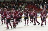 Pieci Latvijas jaunie hokejisti iekļauti šī gada NHL drafta noslēdzošajā prognozē