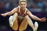Tāllēcēja Radeviča iekļūst Londonas Olimpiādes finālā