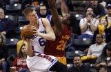 Par spīti Porziņģa 22 punktiem, 'Knicks' piedzīvo sāpīgu zaudējumu