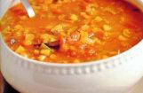 Itāliešu zupa - minestrone