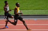 Bolts nodrošina Jamaikai PČ finālu 4x100 m sprintā