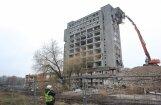 На месте Radiotehnika построят торговый центр Depo