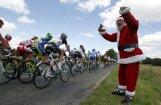Viginss pēc uzvaras 'Tour de France' priekšpēdējā posmā praktiski nodrošina uzvaru kopvērtējumā