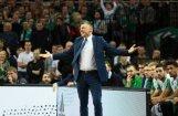 'Raptors' interesējas par 'Žalgiris' galveno treneri Jasikeviču