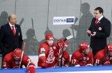'Vitjazj' hokejisti  atkal sarīko masveida kautiņu  KHL spēlē