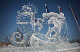30 māksliniekiem ir iespēja kļūt par Jelgavas Ledus skulptūru festivāla dalībniekiem