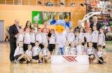 'Sporto visa klase' tautas bumbas turnīrā uzvar Valmieras Pārgaujas sākumskola