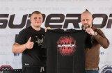 Трое бойцов из Латвии подписали контракты с Superior FС
