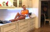 Шик, блеск, вензеля: роскошный дом Анастасии Волочковой (ФОТО)