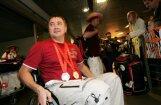 Divkārtējais Paralimpiskais  čempions Apinis kļūst par divkārtēju pasaules čempionu