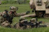Krievijas militāro mācību 'Zapad' laikā Baltijas valstīs tiks dislocēti 600 ASV karavīri
