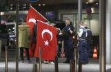 Vācija varētu aizliegt Turcijas politiķiem piedalīties publiskos pasākumos savā teritorijā